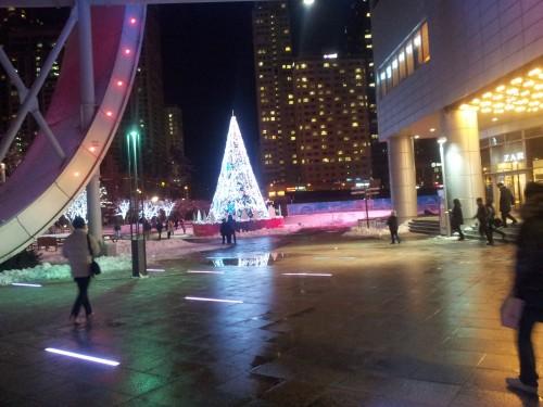 Metapolis Christmas Tree